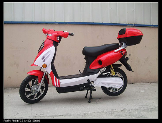 electric moped